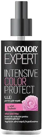Olej na farbené vlasy - Loncolor Expert Intensive Color Protect