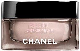 Voňavky, Parfémy, kozmetika Spevňujúci krém proti vráskam - Chanel Le Lift Creme Smoothing And Firming Rich Cream