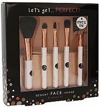 Voňavky, Parfémy, kozmetika Súprava štetcov pre make-up - Cosmetic 2K Let S Get Perfect Brushes Set