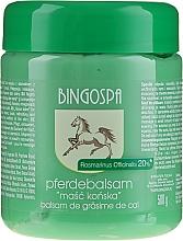 Voňavky, Parfémy, kozmetika Koňská maska s extraktom rozmarínu - BingoSpa