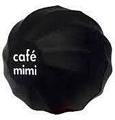 """Balzam na pery """"Čierna"""" s extraktom z hnedých rias - Cafe Mimi Lip Balm"""
