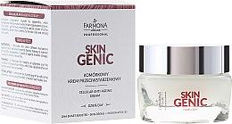 Voňavky, Parfémy, kozmetika Denný krém na tvár - Farmona Professional Skin Genic