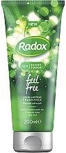 Voňavky, Parfémy, kozmetika Sprchový gél - Radox 12H Scent Touch Feel Free Body Wash
