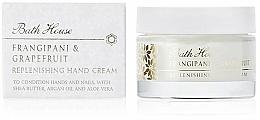 Voňavky, Parfémy, kozmetika Bath House Frangipani & Grapefruit - Krém na ruky