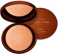 Voňavky, Parfémy, kozmetika Ochranný minerálny púder - Institut Esthederm Adaptasun Protective Sun Sheen