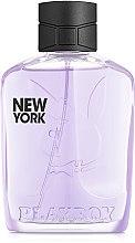 Voňavky, Parfémy, kozmetika Playboy Playboy New York - Toaletná voda