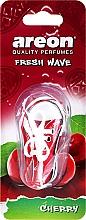 Voňavky, Parfémy, kozmetika Osviežovač vzduchu do auta - Areon Fresh Wave Cherry