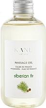 """Voňavky, Parfémy, kozmetika Masážny olej """"Sibírska jedľa"""" - Kanu Nature Siberian Fir Massage Oil"""