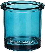 Voňavky, Parfémy, kozmetika Svietnik na votívnu sviečku - Yankee Candle POP Blue Tealight Votive Holder