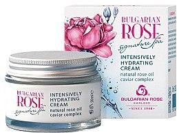 Voňavky, Parfémy, kozmetika Intenzívne hydratačný krém - Bulgarian Rose Signature Spa Intensively Hydrating Cream