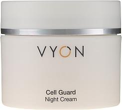 Voňavky, Parfémy, kozmetika Omladzujúci nočný krém - Vyon Cell Guard Cream