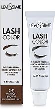 Voňavky, Parfémy, kozmetika Farba na obočie a mihalnice - LeviSsime Lash Color