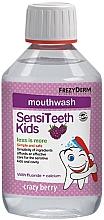 Voňavky, Parfémy, kozmetika Ústna voda - Frezyderm SensiTeeth Kids Mouthwash