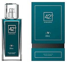 Voňavky, Parfémy, kozmetika 42° by Beauty More IV Libre - Toaletná voda