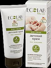 """Voňavky, Parfémy, kozmetika Detský krém """"Pod plienky"""" - ECO Laboratorie Baby Cream"""