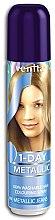 Voňavky, Parfémy, kozmetika Tónovací sprej na vlasy - Venita 1-Day Color Metallic Spray
