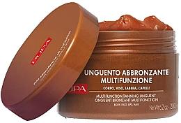 Voňavky, Parfémy, kozmetika Masť na opaľovanie na tvár, telo, pery a vlasy - Pupa Multifunzione Tanning Unguent Face