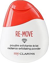 Voňavky, Parfémy, kozmetika Exfoliačný púder - Clarins My Clarins Re-Move Radiance Exfoliating Powder