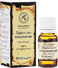 """Voňavky, Parfémy, kozmetika Esenciálny olej """"Rozmarínový"""" - Aromatika"""