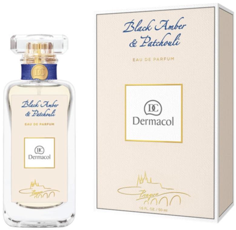 Dermacol Black Amber And Patchouli - Parfumovaná voda