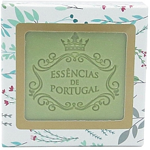 Voňavky, Parfémy, kozmetika Aromatické eukalyptové mydlo - Essencias De Portugal Eucalyptus Soap