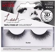 Voňavky, Parfémy, kozmetika Umelé mihalnice - Kiss Lash Couture Triple Push Up False Collection Bustier