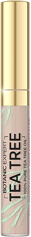 Bodový antibakteriálny korektor na tvár - Evelive Cosmetics Botanic Expert Tea Tree Protective Spot Antibacterial Concealer