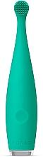 Voňavky, Parfémy, kozmetika Elektrická zubná kefka pre deti - Foreo Issa Mikro Kiwi