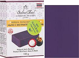 Voňavky, Parfémy, kozmetika Mydlo s extraktom z mangostanu - Sabai Thai Herbal Mangosteen Soap