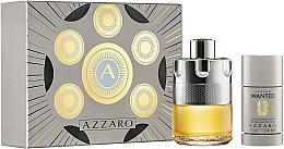 Voňavky, Parfémy, kozmetika Azzaro Wanted - Sada (edt/100ml + deo/75ml)