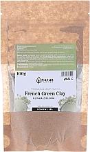 Voňavky, Parfémy, kozmetika Maska na tvár - Natur Planet French Green Clay