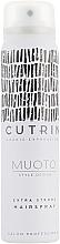 Voňavky, Parfémy, kozmetika Lak na vlasy s extra silnou fixáciou - Cutrin Muoto Extra Strong Hairspray