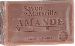 """Voňavky, Parfémy, kozmetika Prírodné mydlo """"Mandle a med"""" - Le Chatelard 1802 Almond & Honey Soap"""