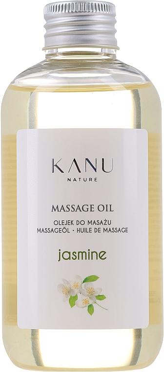 """Masážny olej """"Jazmín"""" - Kanu Nature Jasmine Massage Oil"""