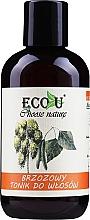 Voňavky, Parfémy, kozmetika Tonikum na vlasy s brezovým extraktom - Eco U Birch Hair Tonic