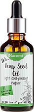Voňavky, Parfémy, kozmetika Konopný olej s pipetou - Nacomi Hemp Seed Oil