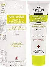 Voňavky, Parfémy, kozmetika Enzýmový peeling pre problématickú a mastnú pleť - Floslek Anti Acne Enzyme Peel