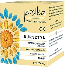 Hydratačný krém na tvár - Polka Face Cream — Obrázky N2