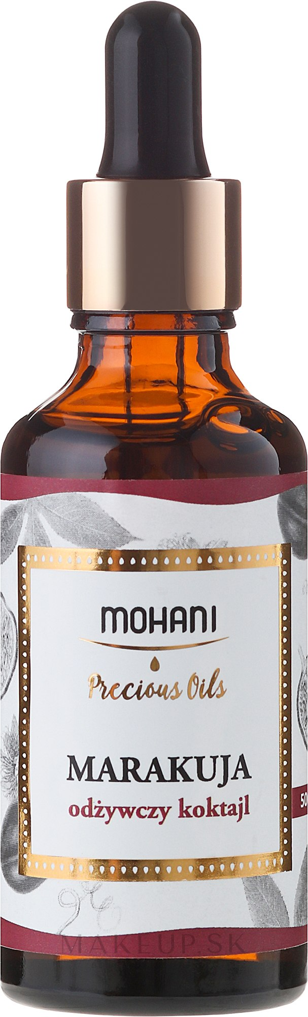 "Olej ""Mučenky"" - Mohani Maracuja Oil — Obrázky 50 ml"