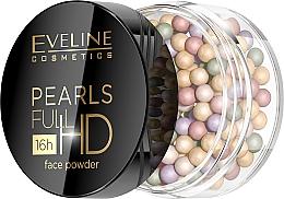 Voňavky, Parfémy, kozmetika Guľový púder na tvár - Eveline Cosmetics Pearls Full HD 16h CC Face Powder