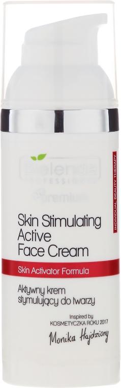 Stimulačný krém na tvár - Bielenda Professional Individual Beauty Therapy Stimulating Active Face Cream — Obrázky N1