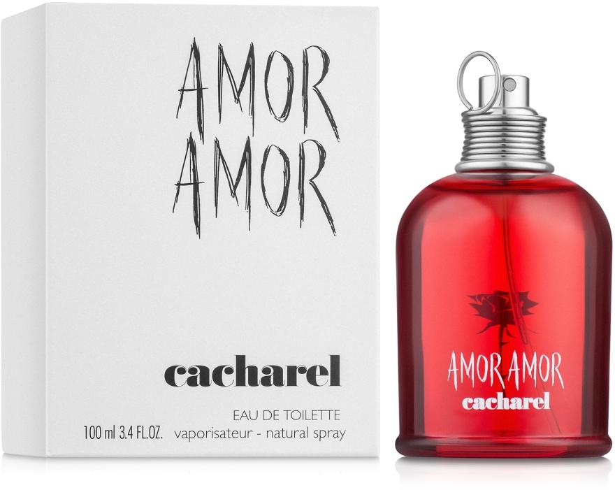 Cacharel Amor Amor - Toaletná voda (tester) — Obrázky N3
