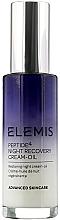 Voňavky, Parfémy, kozmetika Nočná emulzia na tvár - Elemis Peptide4 Night Recovery Cream-Oil