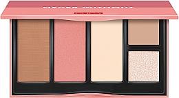 Voňavky, Parfémy, kozmetika Paleta na líčenie tváre - Pupa Never Without Palette
