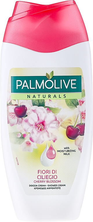"""Sprchový gél """"Višňový kvet"""" - Palmolive Naturel Cherry Blossom Shower Gel"""