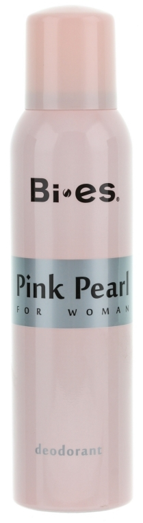 Dezodorant v spreji - Bi-es Pink Pearl