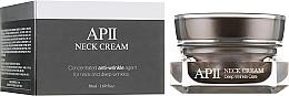 Voňavky, Parfémy, kozmetika Krém na vyhladenie vrások v oblasti krku a dekoltu - The Skin House Ap-Ii Professional Ex Restore Neck Cream