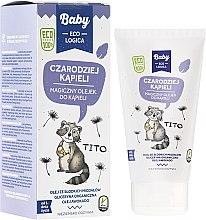 Voňavky, Parfémy, kozmetika Magický kúpeľový olej - Baby EcoLogica Bath Oil