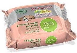 """Voňavky, Parfémy, kozmetika Organické mydlo s vôňou provensálskeho dreva """"Červená hlina"""" - Ma Provence Nature Soap"""