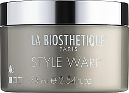 Voňavky, Parfémy, kozmetika Vosk s leskom pre dlhodobú fixáciu - La Biosthetique Style Warp